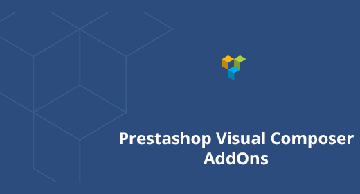 Prestashop Visual Composer Add-Ons