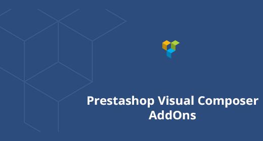 Prestashop Visual Composer Add-Ons