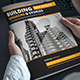 Building Construction Magazine - GraphicRiver Item for Sale
