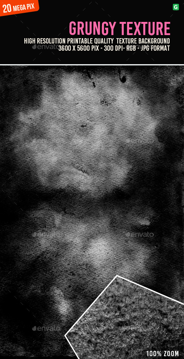 Grungy Texture 126 - Abstract Textures