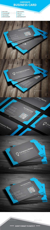 Corporate Business Card _ SL _ 16 - Corporate Business Cards