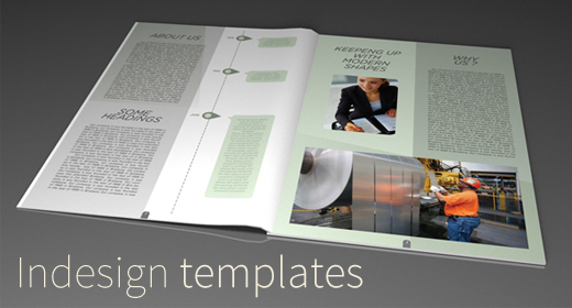 Indesign Print Templates