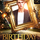 The Birthday Party Flyer Template - GraphicRiver Item for Sale