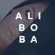Aliboba | One Page Creative Portfolio Template - ThemeForest Item for Sale