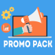 Flat Promotion Pack - VideoHive Item for Sale