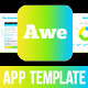 Awesome App Startup Presentation - GraphicRiver Item for Sale