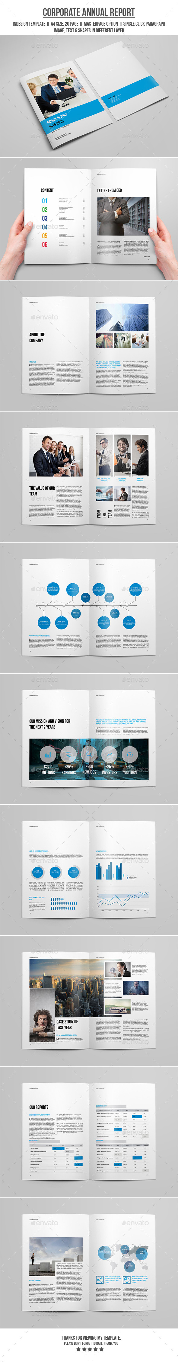 Corporate Annual Report  - Corporate Brochures