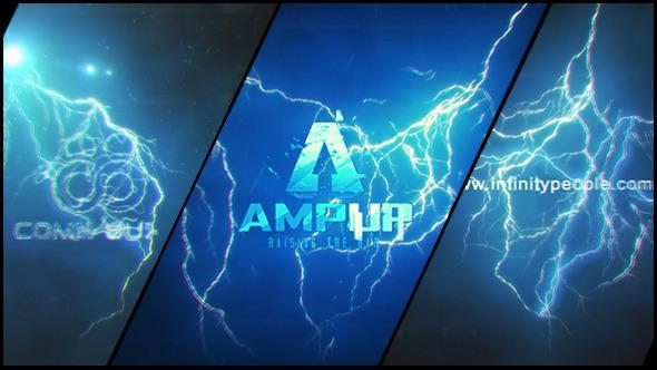 Thunder and Lightning Logo & Thunder and Lightning Logo by FXNinja | VideoHive
