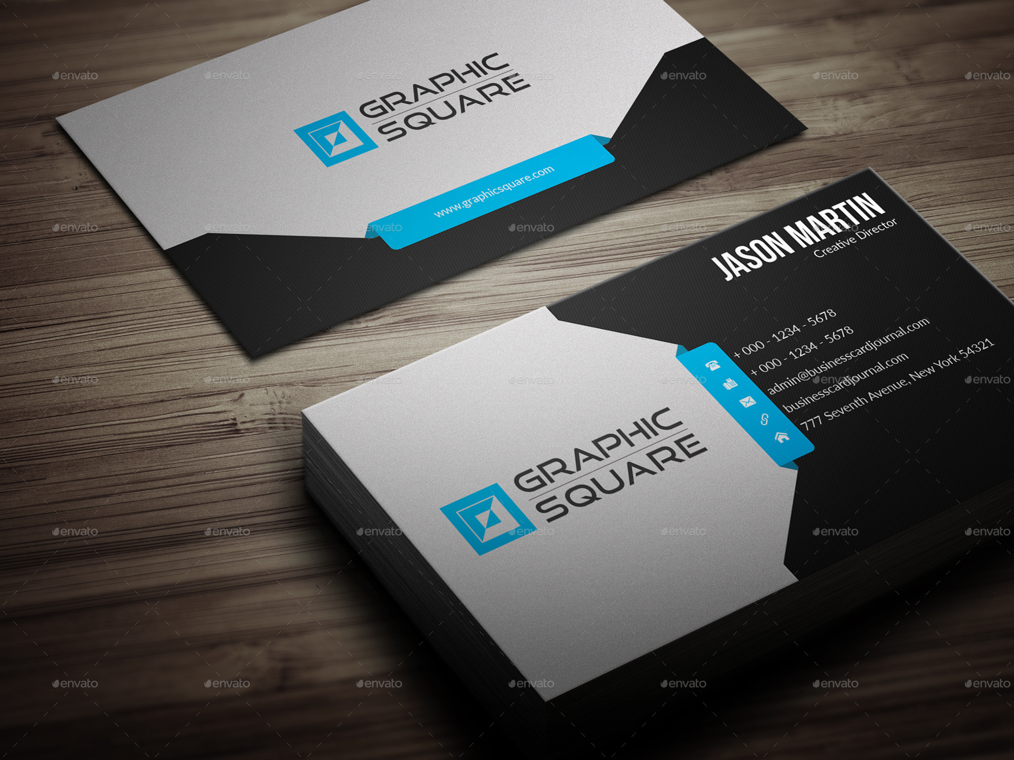 Perfect professional business card gift business card ideas corporate business card by mediusware graphicriver cheaphphosting Images
