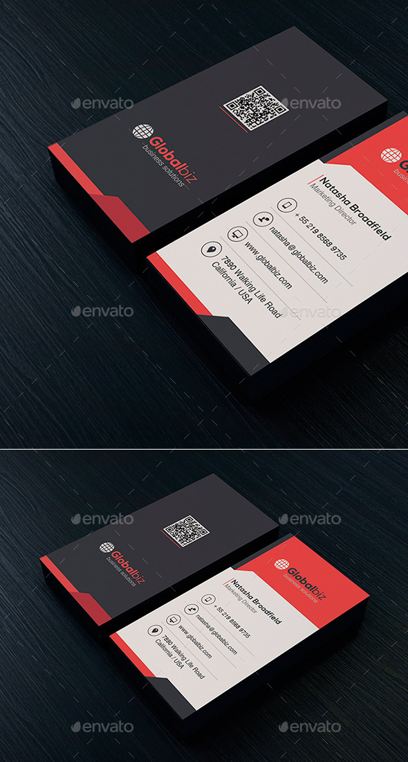 Business Card Vol. 45 - Creative Business Cards