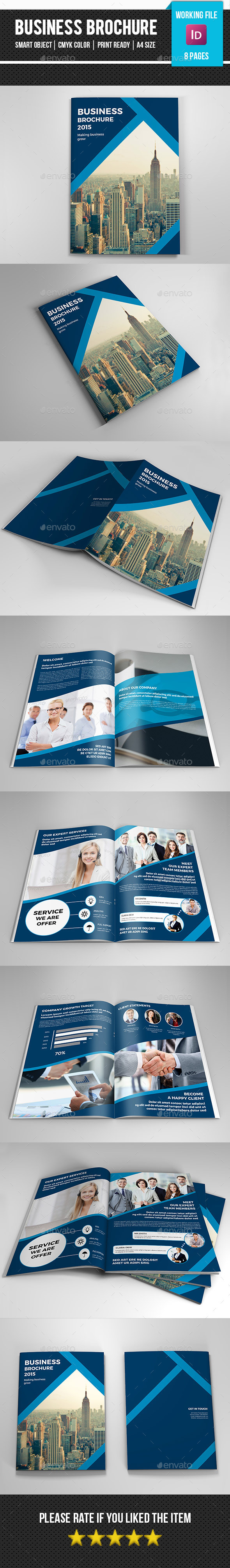 Indesign Corporate Brochure-271 - Corporate Brochures