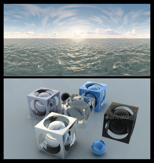 Ocean Bright Day 3 - HDRI - 3DOcean Item for Sale
