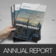 Annual Report Brochure Indesign Template 3 - GraphicRiver Item for Sale