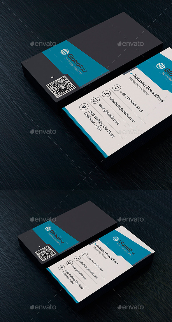 Business Card Vol. 43 - Corporate Business Cards