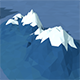 Low Poly Mountains Pack - 3DOcean Item for Sale