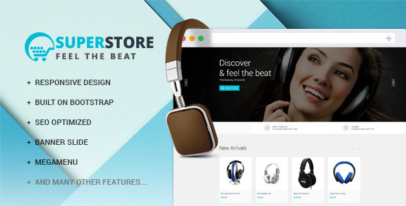 Leo Material Store – Shopify Responsive Theme