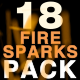 Fire Sparks - VideoHive Item for Sale