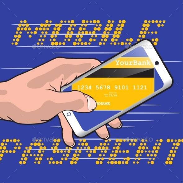 Fast Mobile Payment - Web Technology