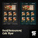 Food-Restaurant-Cafe-Menu Flyer - GraphicRiver Item for Sale