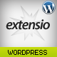 Extensio - Elegant and Minimal Business WordPress Nulled
