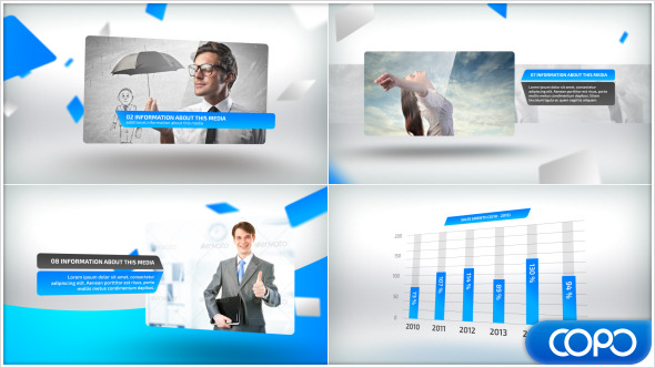 corporate video presentationariefputra | videohive, Powerpoint templates