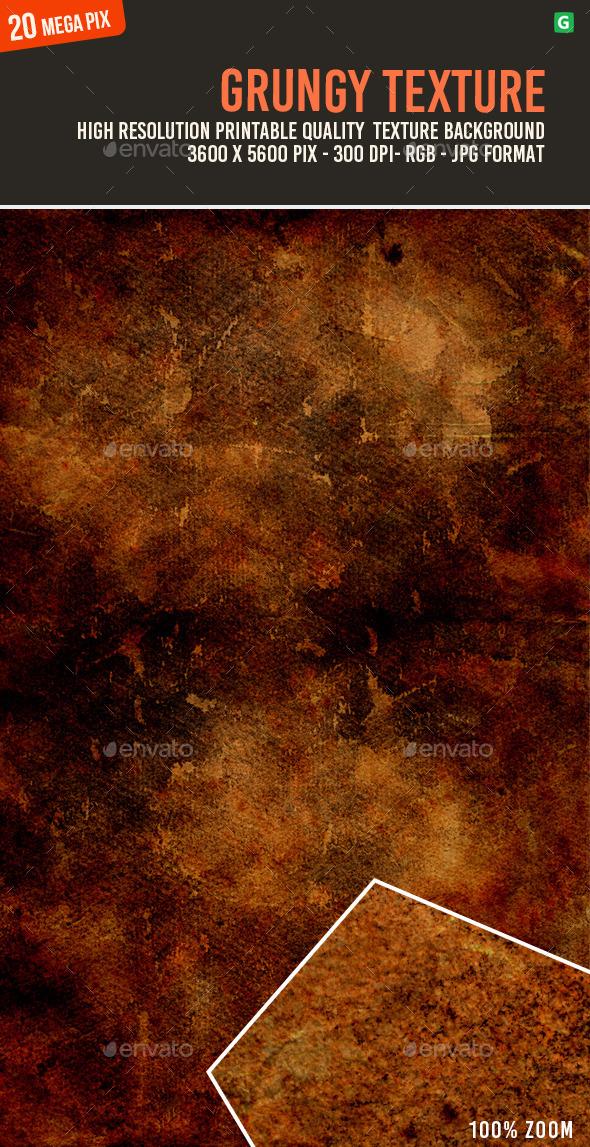 Grungy Texture 135 - Industrial / Grunge Textures
