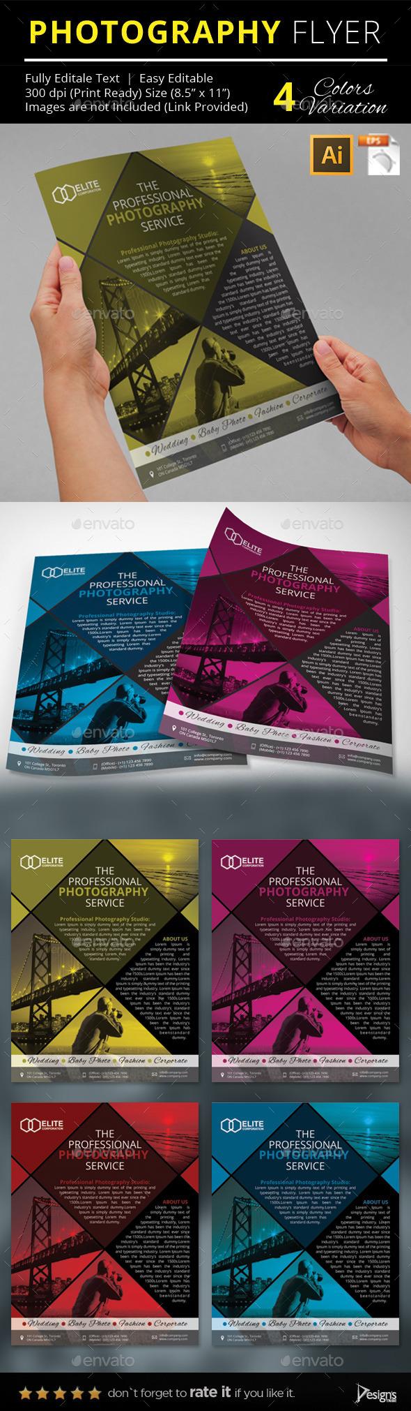 Multipurpose Business Flyer 47 - Flyers Print Templates