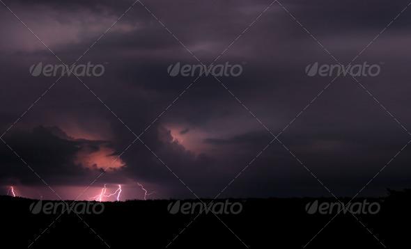 Lightning - Stock Photo - Images