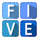 Five - Words Game + Admob - Leaderboard - Share