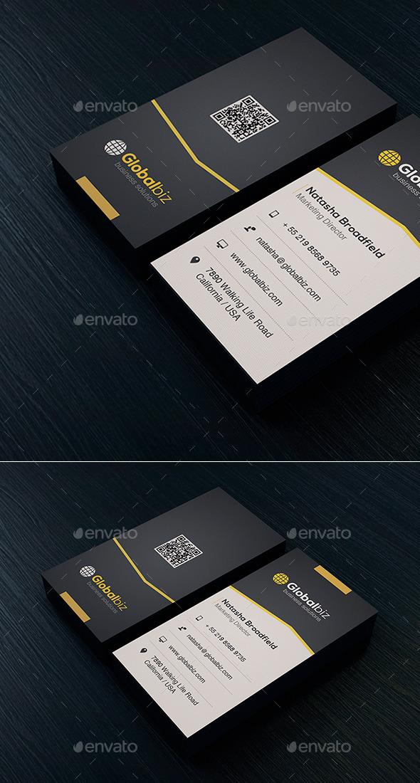 Business Card Vol. 44 - Creative Business Cards