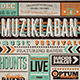 Typography Event Poster/Flyer - GraphicRiver Item for Sale