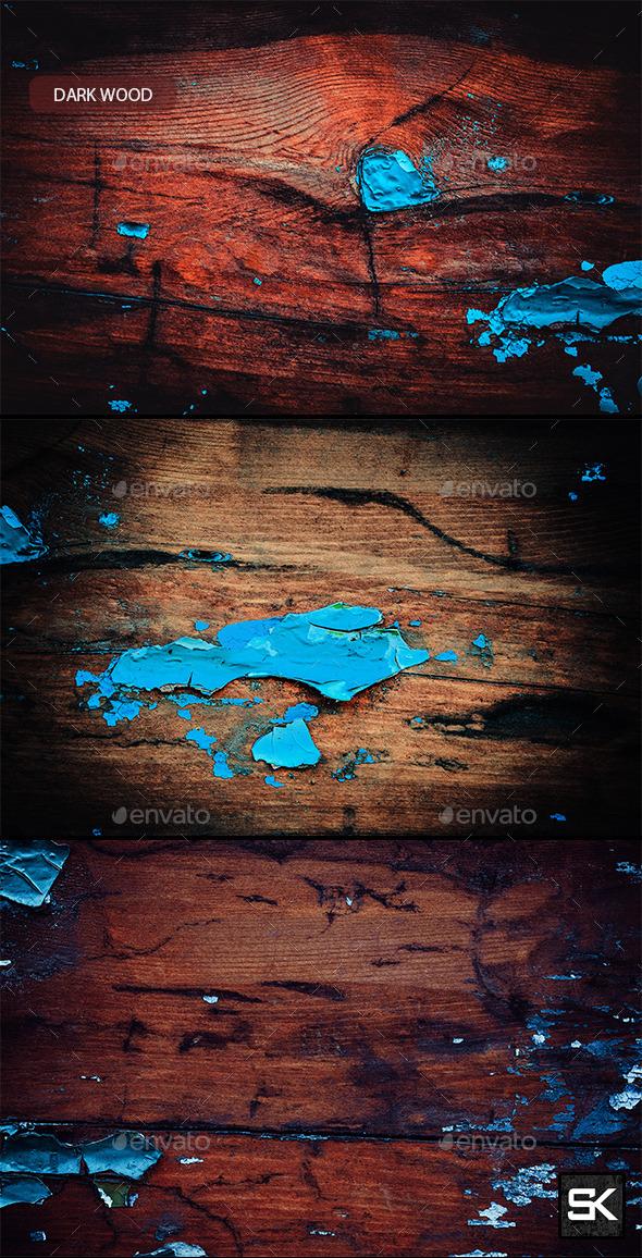 Dark Wood. - Wood Textures