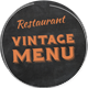 Restaurant Vintage Promo - VideoHive Item for Sale