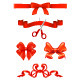 Bows and Ribbons Icons - GraphicRiver Item for Sale