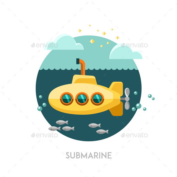 Submarine - Miscellaneous Conceptual