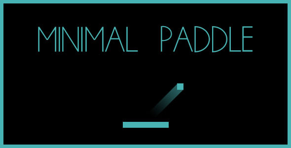 Minimal Paddle - CodeCanyon Item for Sale