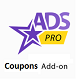 ADS PRO - Wordpress Coupons Add-on - CodeCanyon Item for Sale