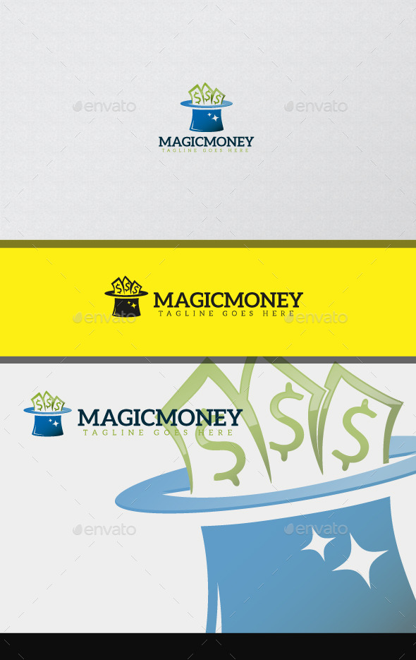 magicmoney - Abstract Logo Templates