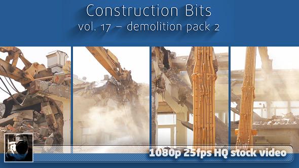 Construction Bits 17 - Demolition Pack 2