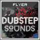 Flyer - Poster: Dubstep Sounds  - GraphicRiver Item for Sale