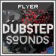 Flyer - Poster: Dubstep Sounds  - GraphicRiver Item for Sale