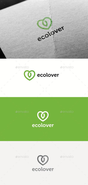Eco Lover - Logo Templates