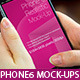 Phone 6 Realistic Mock-Up - GraphicRiver Item for Sale