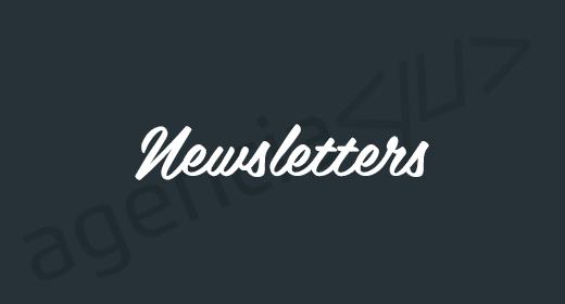 Newsletter PSD