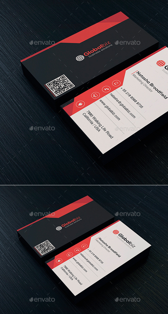 Business Card Vol. 46 - Creative Business Cards