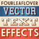 Illustrator Vintage Vector Text Effects Actions - GraphicRiver Item for Sale