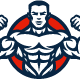 MuscleMan Logo - GraphicRiver Item for Sale