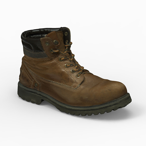 man boot - 3DOcean Item for Sale
