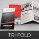 Portfolio Trifold Brochure Indesign Template - GraphicRiver Item for Sale