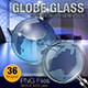 Globe Glass - GraphicRiver Item for Sale